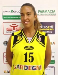 Elena Nordio (San Salvatore Selargius)