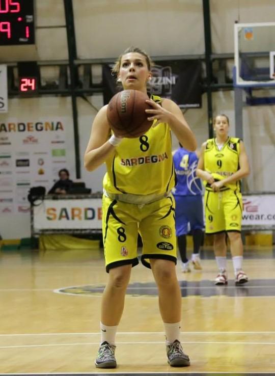 Sara Angius (Foto Mauro Mascia)
