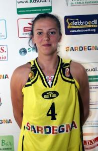 Dita Rozemberga (San Salvatore Selargius)