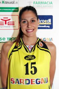 Veronica Dell'Olio (San Salvatore Selargius)