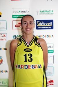 Lucia Di Costanzo (San Salvatore Selargius)