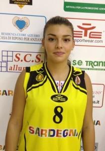 Sara Angius (San Salvatore Selargius)